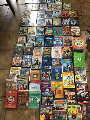 DVD Some BLUE RAY LOT 79 ANIMATED KIDS/FAMILY MOVIES DISNEY/PIXAR Others