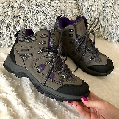 ad7faffb7700 Mountain Warehouse Adventurer Womens Waterproof Boots size 6 Excellent Con