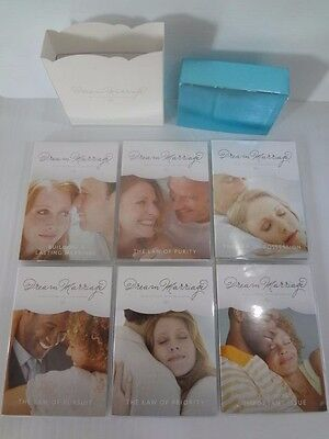 Marriage Today DREAM MARRIAGE by Rock Solid Partners 12 Cd & DVDs