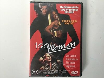 100 Women (DVD, 2002) Region 4 Brand NEW with Free Post