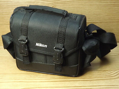 Nikon Camera Bag Case Holder with shoulder strap