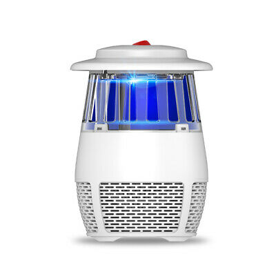 Electric UV Insect Killer Mosquito Pest Fly Zapper Catcher Trap LED Lights Quite
