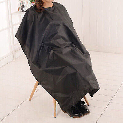 Hair Cutting Cut Hairdressing Barbers Cape Gown Adult Cloth Apron Salon Beauty