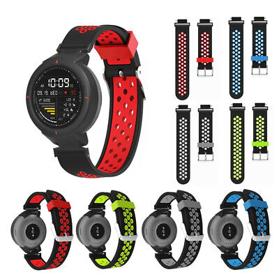 Replacement Sports Soft Silicone Watch Band Wrist Strap For Huami Amazfit Verge