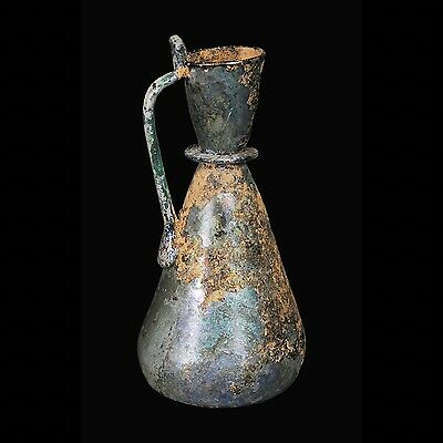 Aphrodite- Large Ancient Roman Glass Jug