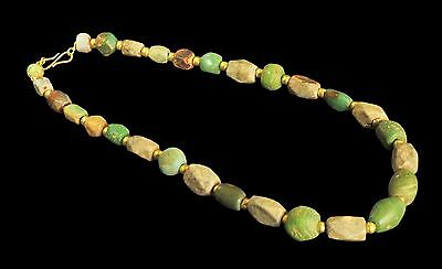 Aphrodite- Ancient Near Eastern Bead Necklace