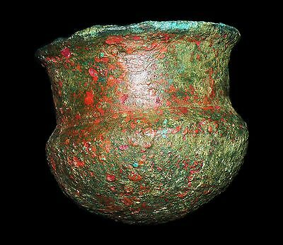 Aphrodite-Ancient Holy Land Bronze Age Drinking Vessel