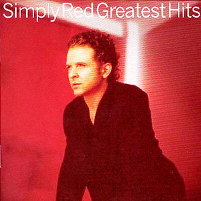 SIMPLY RED GREATEST HITS CD Album EX/EX/MINT