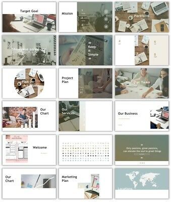 Wedding - Business Daily Planner Professional PowerPoint Template - CS5036