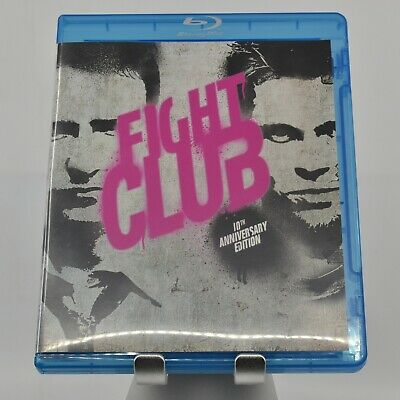 fight club blu ray  FIGHT CLUB (BLU-RAY Disc, 2009) - $3.49 | PicClick