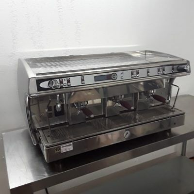 3 Group Coffee Machine CMA Commercial Automatic Espresso Machine