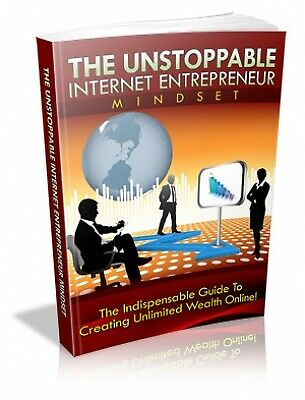The Unstoppable Internet Entrepreneur Mindset E book PDF MRR + 10 Free Ebooks