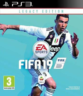 Fifa 19 Ps3  Italiano Originale Completo Digitale (no CD)