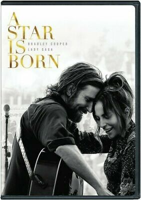 A Star Is Born DVD New Free Shipping