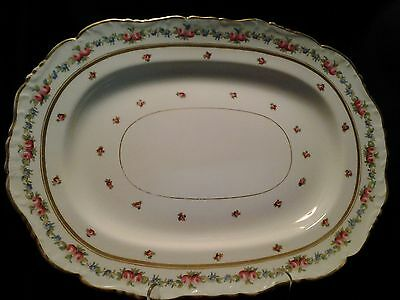 Vintage French & Co. Boston Cauldron England Large Serving Platter