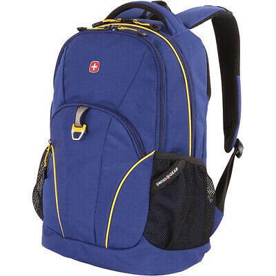 SwissGear Travel Gear 5887 Laptop Backpack - Navy Business & Laptop Backpack NEW