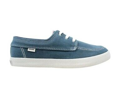 40637eda14a1bd Size 10 Mens Converse Sea Star OX Boat Shoes Blue White Denim Skate All Star  New