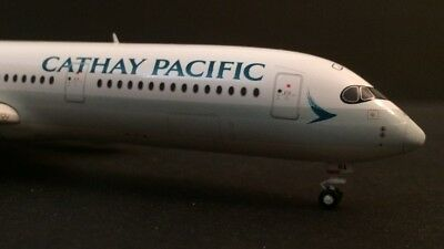 JCWINGS 1:400 CATHAY PACIFIC Airbus A350-900 XWB FLAP DOWN
