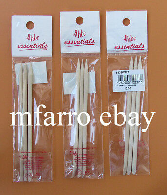 Three packets x 3 Cuticles - Branded
