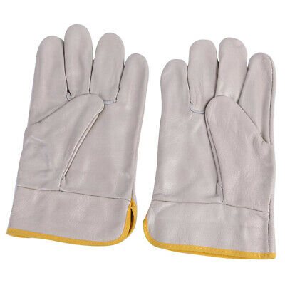 Welding Gloves Leather Welders Protective Gloves for Fireplace,Stove,Furnace