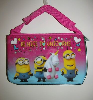 Girls Cute Despicable Me 3 MINIONS Purse - BRAND NEW W TAGS