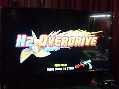 Raw Thrills H2Overdrive Dell Computer System 90 Days Warranty