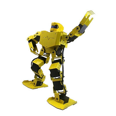 Voice Control Biped Humanoid Kits with SR319 Digital Servos and Controller