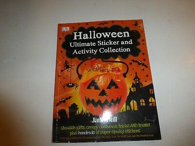 ULTIMATE STICKER AND ACTIVITY COLLECTION: HALLOWEEN (ULTIMATE By Jane Bull B279