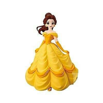 Disney Characters Crystalux-BELLE- figure new banpresto