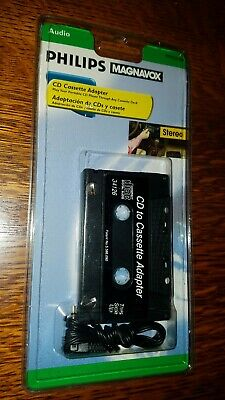 cd Cassette Adapter Philips/Magnavox M62050