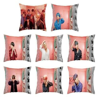 Kpop BTS MAP OF THE SOUL PERSONA Concept Photo version2 Pillow Case Cover
