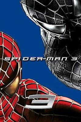 Spider-Man 3 (Blu-ray Disc, 2012, NEW SEALED)