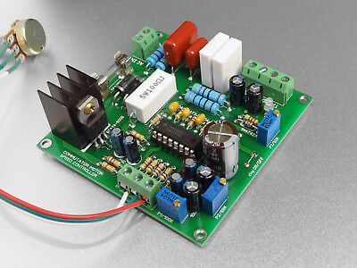 TDA1085C universal controller of commutator AC motor. Assembled 80*80mm 1pc