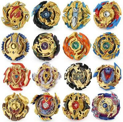 Gold Beyblade Burst Spinning Top Metal Fusion Masters Without Launcher Toys