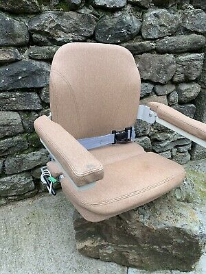 Lift Able Stair Lift Original Seat And Controls