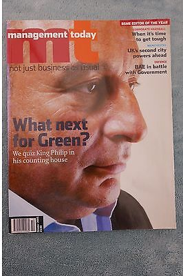 Management Today Magazine: October 2005, Philip Green, ExCon