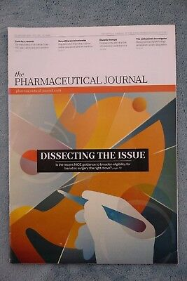 The Pharmaceutical Journal, 24 January 2015, No.7846, Bariatric Surgery