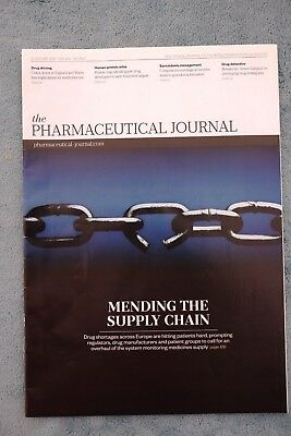 The Pharmaceutical Journal, 31 January 2015, No.7847, Sarcoidosis Management
