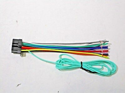 PIONEER AVH-290BT WIRE Harness New Cr2 on