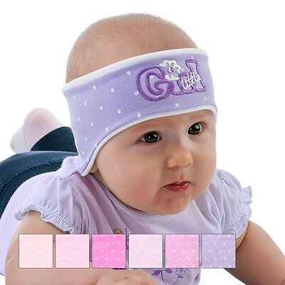 Brand New Lovely Colourful Cotton Soft Baby Girl Toddler Headband 0-2.5Y