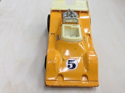 Tonka race car vintage pull back diecast rare made in japan
