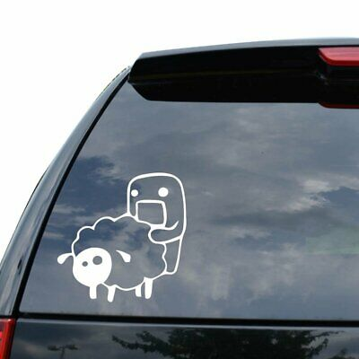 DOMO king JDM funny car truck window sticker decal #542