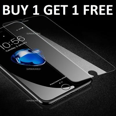 For Apple iPhone 8 100% Genuine Tempered Glass Film Screen Protector - NEW