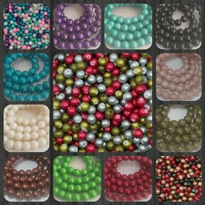 ❤ Glass Beads ❤ Panacolour ~ Summery Colours ❤ PROMO OFFER ❤ COMBINED P /& P ❤