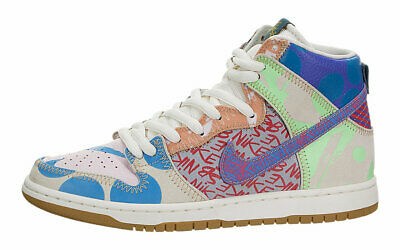 official photos 55753 a7e79 Nike SB Dunk High Thomas Campbell What The Size 14