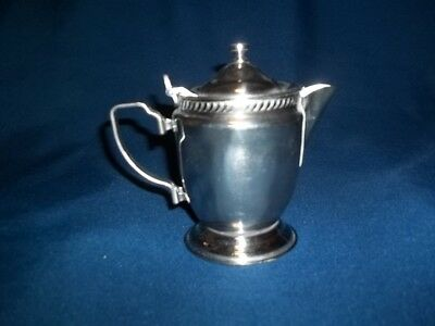 Vintage Legion Utensils Personal Tea/Coffee Pot Pat. 11-6-51