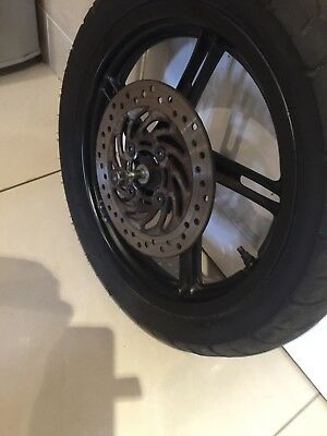 Genuine Honda  Pcx 125 Ex2 Front Wheel With Disc 2012 On