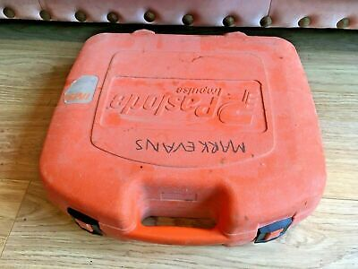 Paslode Impulse IM90i Nail Gun Case - Used #408