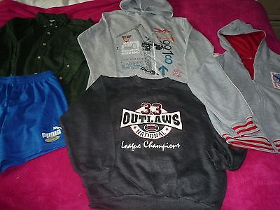 Bundle Of Boys  Kids Clothing Sweat Tops Shirt Shorts Some Vintage   Next  C&A