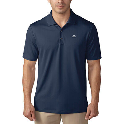 Adidas Branded Performance Polo Lightweight Jersey Comfort - Pick Size & Color